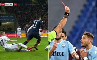 Indignación con el VAR en Italia y Alemania