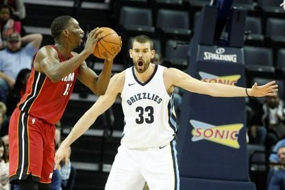 82-107.- Dragic lidera el ataque ganador de los Heat y acentúa la crisis de los Grizzlies