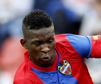 El colombiano Lerma ya tiene el alta médica y podría jugar ante el Sevilla