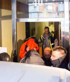 Detenidos tres jugadores de la Arandina por agresión sexual a una menor
