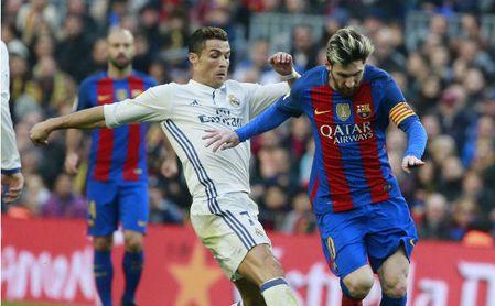 Los españoles prefieren a Messi; los extranjeros, a Cristiano