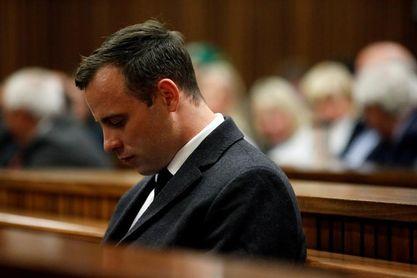 Oscar Pistorius resulta herido leve tras una pelea en prisión
