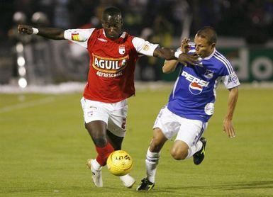 Santa Fe y Millonarios inician la lucha por el título en Colombia en final bogotana