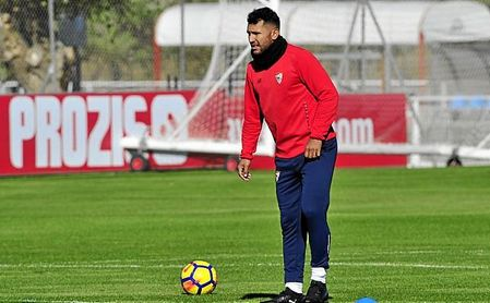 Montoya no juega desde el 17 de septiembre, en Girona.