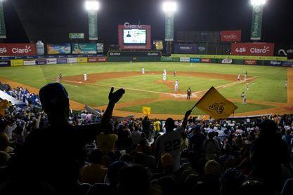 Las Águilas vencen a los Toros y siguen firmes en la cima del béisbol dominicano