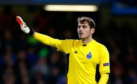 Casillas pide salir del Oporto en invierno