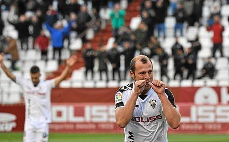 Zozulya lleva siete goles en LaLiga123.
