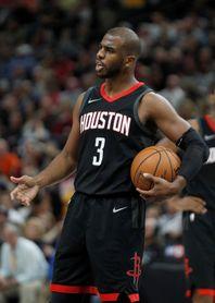 108-96. Paul brilla con 31 puntos en undécimo triunfo consecutivo de Rockets