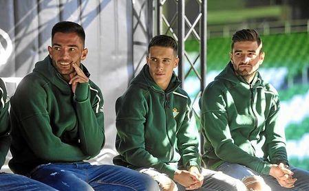 """Tello recuerda que la mejoría del equipo ante el Atlético """"es insuficiente""""."""