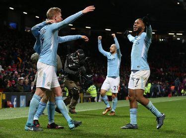 El City busca dar el golpe definitivo a la Premier en la visita del Tottenham