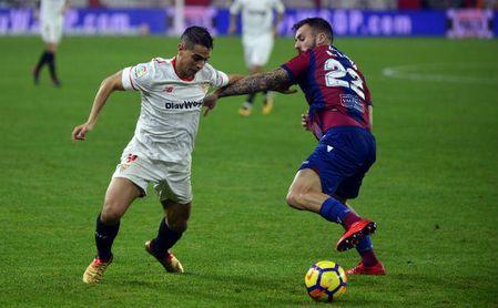 Sin goles en el Pizjuán ocho meses después