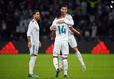 """Cristiano: """"Me gustaría retirarme en el Real Madrid pero no depende de mi"""""""