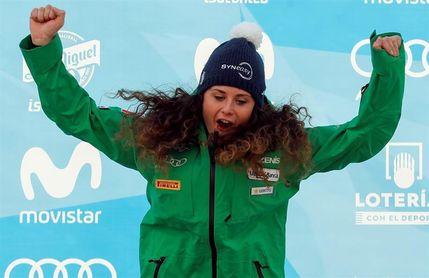 La italiana Moioli ganó la Copa del Mundo de boardercross de Montafon