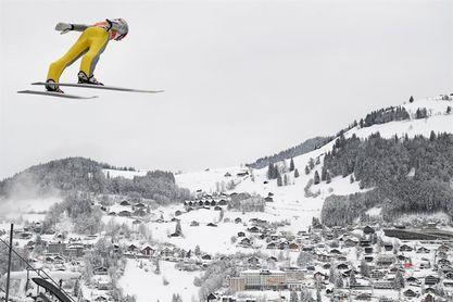 Freitag logra en Engelberg su tercera victoria de la temporada