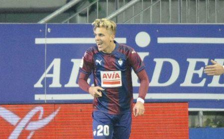 Iván Alejo se pronuncia sobre el interés del Sevilla