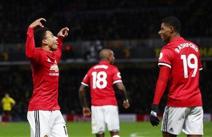 El Manchester United salva con apuros su salida a West Bromwich