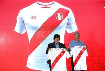 Perú jugará amistosos con Croacia e Islandia en marzo