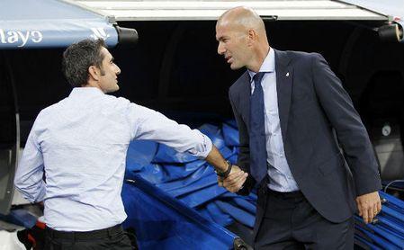 Real Madrid y Barça, ya tienen onces para el Clásico