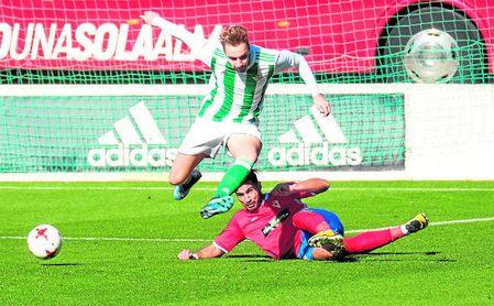 """""""El Betis tiene el refuerzo para el ataque dentro"""""""
