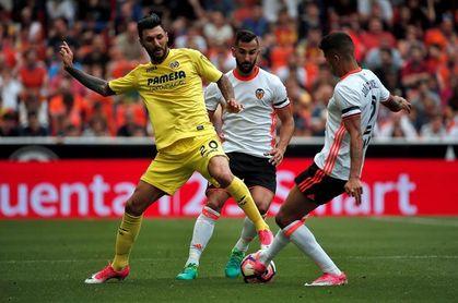 El Villarreal lleva tres años sin perder en sus visitas a Mestalla