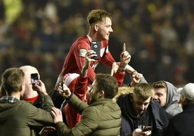 El Bristol tumba al Manchester United y Morata salva al Chelsea en la prolongación
