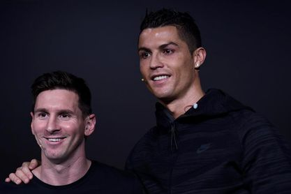 Los madrileños confían más en Cristiano que los catalanes en Messi