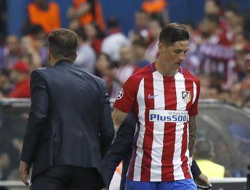 """Torres: """"No se va a producir una división Simeone-Torres, no sería bueno"""""""