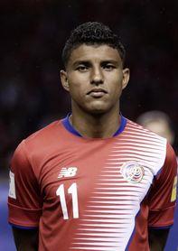 El Saprissa se adelanta a su gran rival Alajuelense y ficha a Johan Venegas