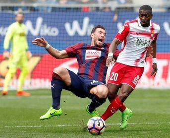 Diop rescinde su contrato con el Espanyol y pone rumbo al Eibar