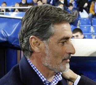 El director deportivo asegura que Míchel seguirá al frente del Málaga