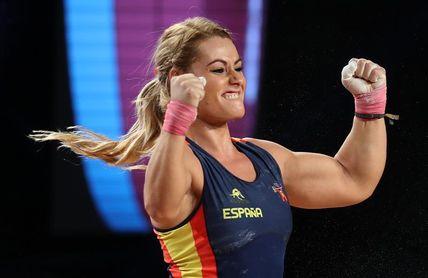 Lydia Valentín recibirá la plata de Pekín 2008 el 16 de enero en el COE