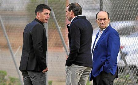 Arias reforzará el plantel en enero, esté el entrenador que esté.