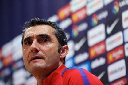 """Valverde: """"Es un partido para resarcirnos de lo que ocurrió en la Supercopa"""""""