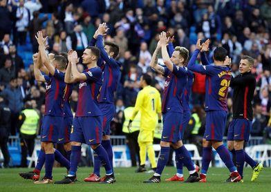 """Puigdemont dice que ha sido """"la mejor semana en mucho tiempo"""" tras el triunfo del Barça"""