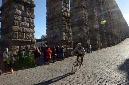 La Carrera del Pavo bate su récord de participación con 119 ciclistas