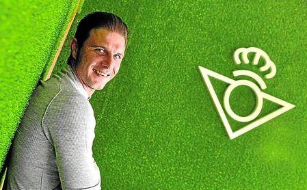 Joaquín posa para ESTADIO Deportivo.