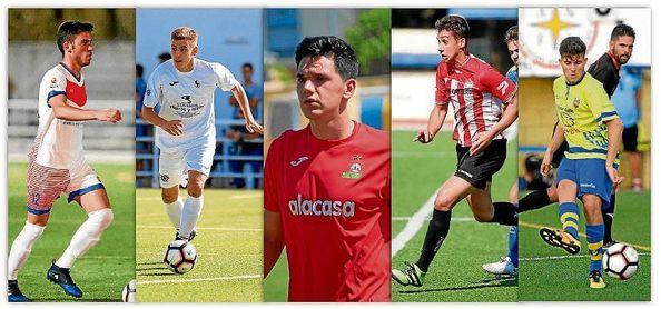Morón CF, Torreblanca, Los Palacios, UD Morón y Rociera llegan al parón navideño separados por sólo dos puntos.