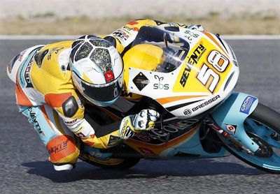 Juanfran Guevara se retira con 22 años tras estar 5 en el Mundial de Moto3