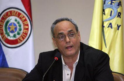 Regresa a Perú el expresidente de federación de fútbol absuelto por el caso de la FIFA