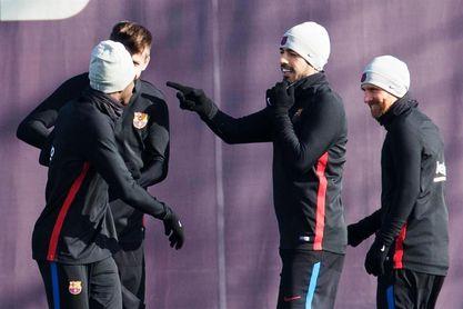 El Barça vuelve a los entrenamientos y con interés en el mercado de invierno