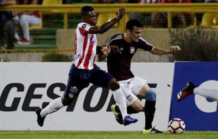 El colombiano Robinson Aponzá vuelve a Perú para jugar en el Sport Rosario