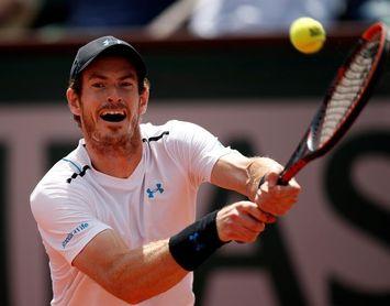 Murray jugará contra Bautista tras baja de Djokovic; Carreño cae ante Rublev