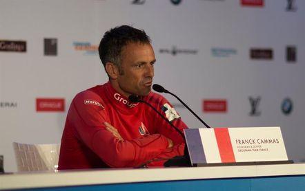 El ´Dongfeng´ incorpora a Franck Cammas y cambia la mitad de su tripulación