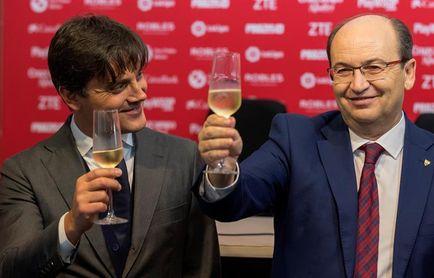 """Montella: """"Mi objetivo es ganar más como técnico y éste es un club ideal"""""""