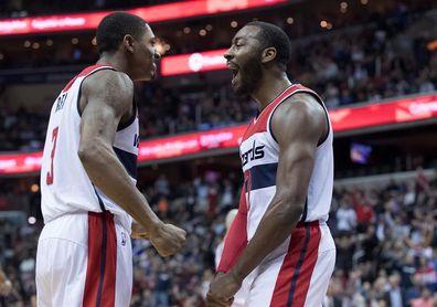 114-110. Beal y Wall lideran la remontada de los Wizards, que consolidan su liderato de división