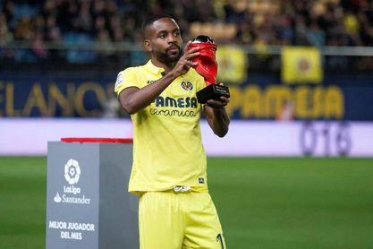 Calleja informa que Bakambu dejará Villarreal para fichar por Beijing Guoan