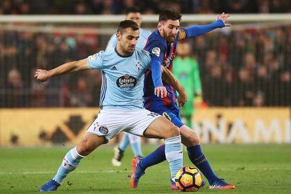 El Celta busca ante el Barcelona otra gesta en la Copa del Rey