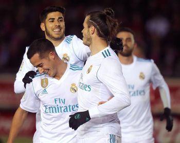 0-3. Un desangelado Madrid sólo puede de penalti frente al Numancia