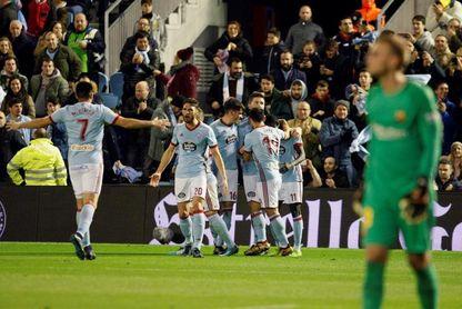 1-1. Celta y Barcelona empatan