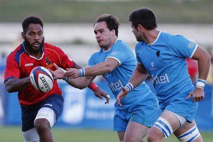 Equipos sudamericanos buscan sumar puntos por los cupos al Mundial de Rugby 7